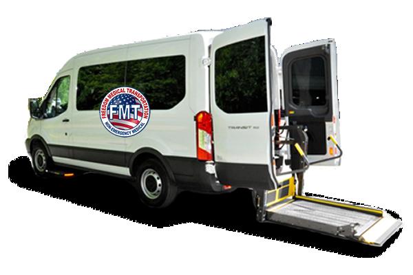 Non- Emergency Medical Transportation Providers Near You in California - California  Medical Transportation